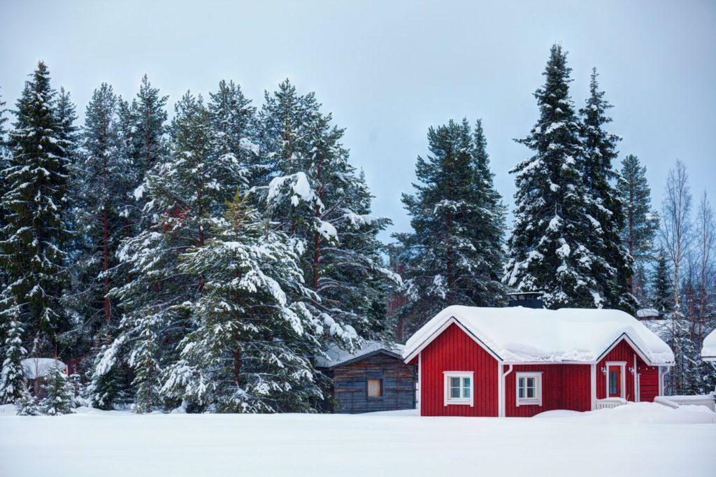 Poikkeuksellisen luminen talvi aiheuttaa valtavan vesirasituksen talojen perustuksille
